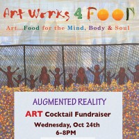 Art Works 4 Food Fundraiser