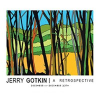Jerry Gotkin Retrospetive
